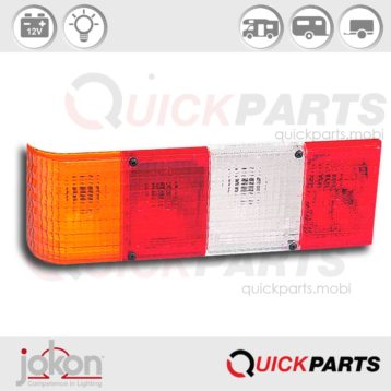 Multiple Function Light | 12V | Jokon E1-8763R23 E1-0263206 E1-0163206 E1-0163207