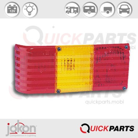 Multiple Function Light | 12V | Jokon 10.2011.011, E1-63235, BBSN 542