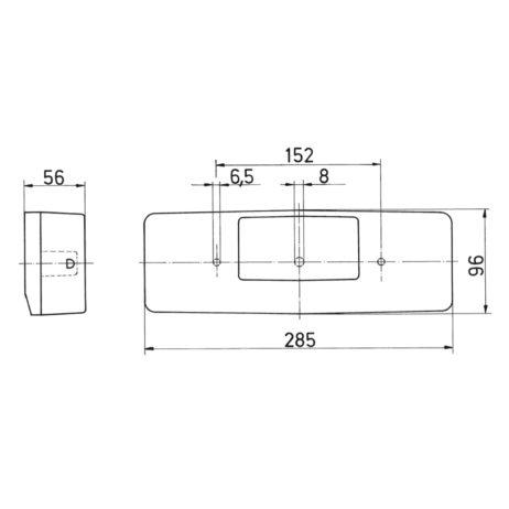 Feu Multifonction Droit | Jokon E1-0153308