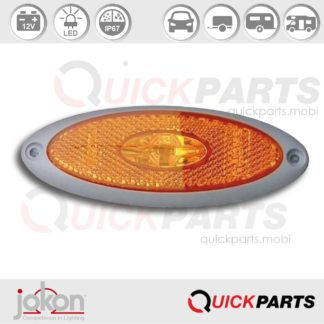 LED Side Marker Light | 12V | Jokon SM1 00 E2-05024