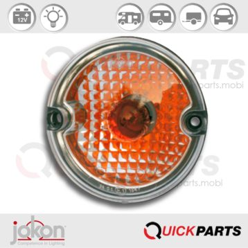 Directional Light / Cat.2a | 12V | Jokon 13.1031.500, E1-1547, BL 710/12V