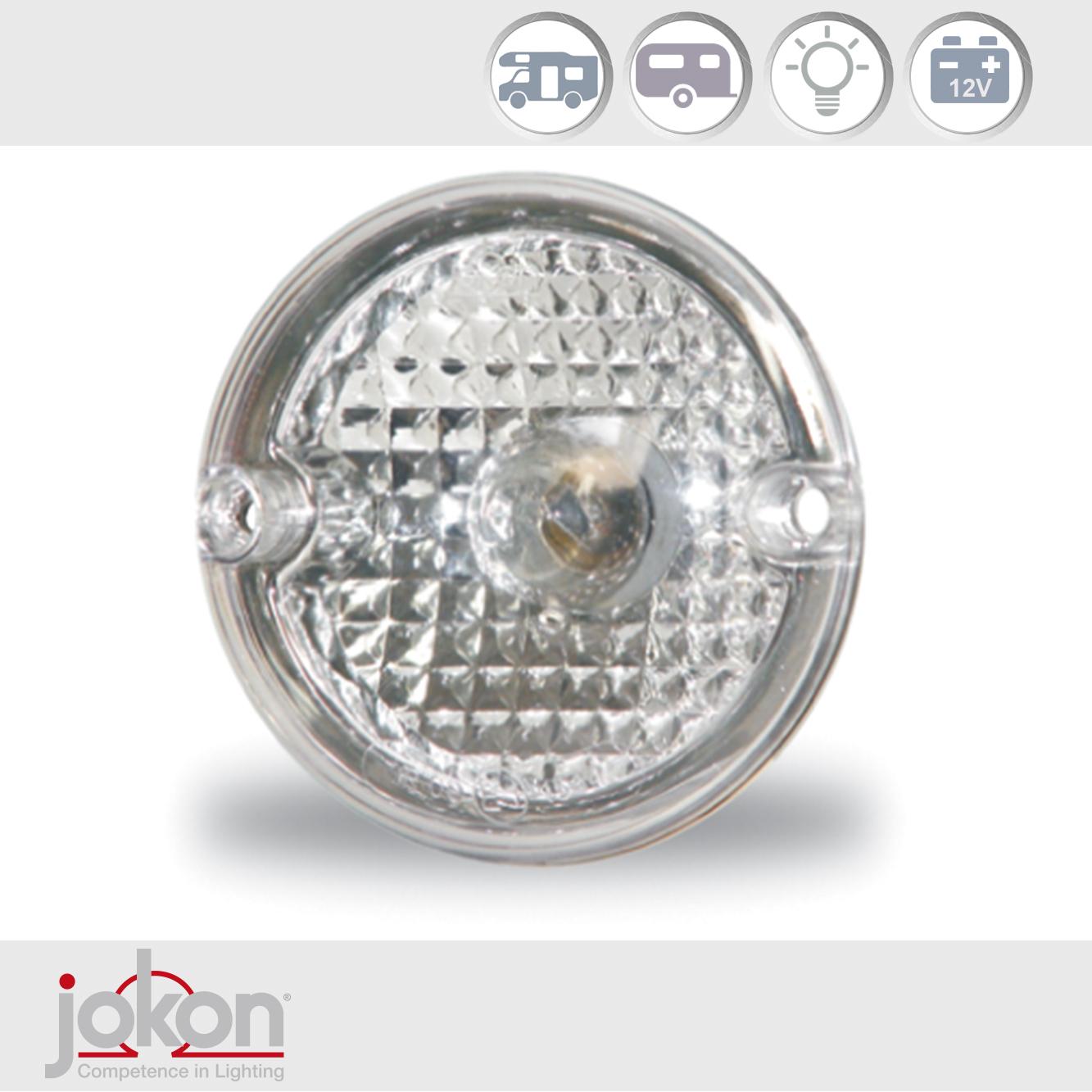 Caravan Motorhome Trailer Reverse light | Jokon E1-1544