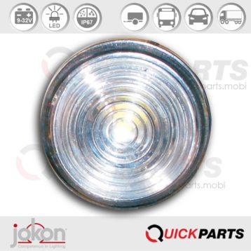 LED Tail Light | 9 - 33V | Jokon E2-05036