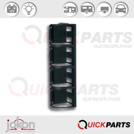 Mounting frame for modules | Jokon 19.2021.000