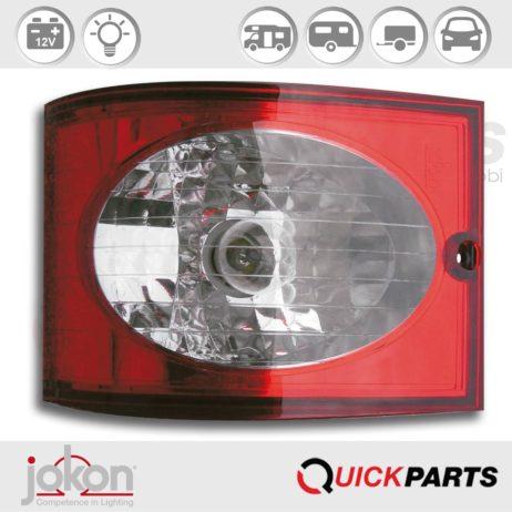 Luz de marcha atrás modular | 12V | Jokon 10.2091.830, E1-2217