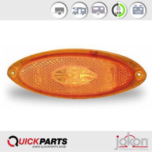 Feux LED de position latéral  | 24 Volts  | Jokon E2-050244