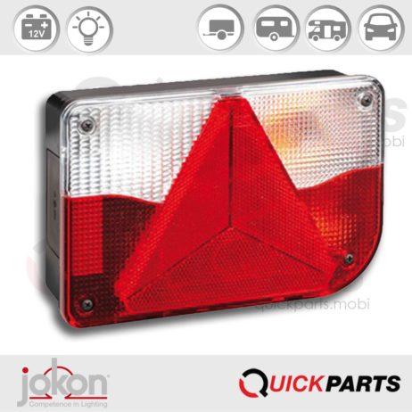 Multiple Function Light Right | 12V | Jokon 10.2110.040, E2-06061, BBSW 830-RH