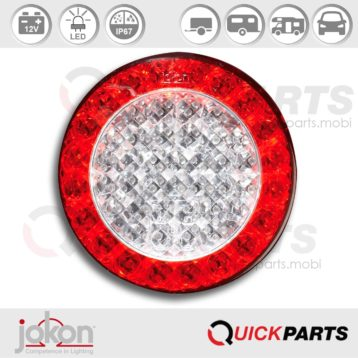 LED Directional / Stop / Tail Light | 12V | Jokon E1-4231, BBS 730b/12V