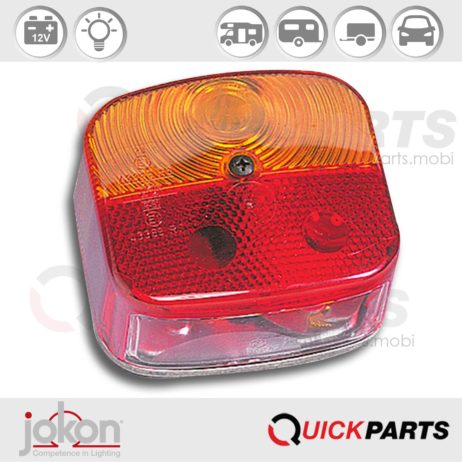 Multiple Function Right applicable | 12V | Jokon 10.1003.120, E1-43369, BBS(K) 215-R