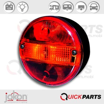 Multiple Function Light | 12V | Jokon E1-1146, Jokon 10.1020.000, E1-1146, BBS 235