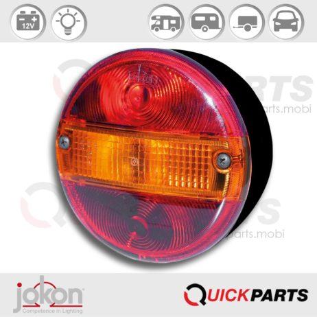 Rear Light Multiple Function | 12V | Jokon 10.1020.100, E1-1146, BBSK 235