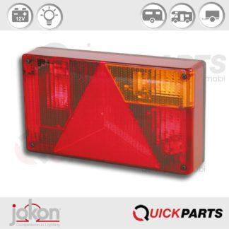 Multiple Function Light Right | 12V | Jokon E2-1281
