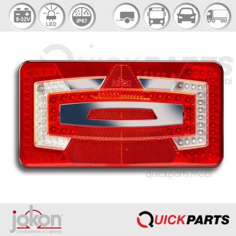 10.2400.021.quickparts, Jokon 10.2410.021, E13-13359 EMV / EMC, BBSNWR 915b /9-32V (RH)