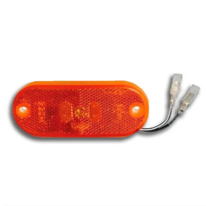LED Side Marker Light | 24V | Jokon E2-0062 SAE