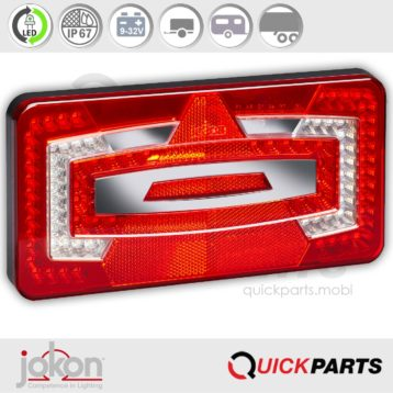 Feu LED Multifonction Jokon E13-13359