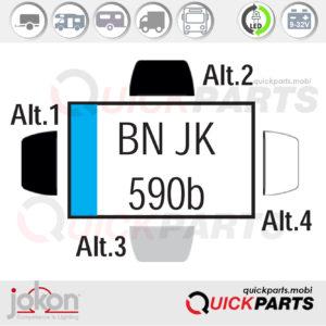 Jokon - 13.4015.000 K 580b/9-32V