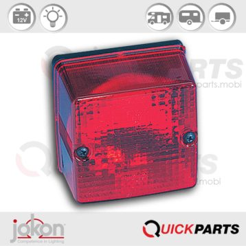 Fog Light | 12V | Jokon 13.3009.000, E1-0018446