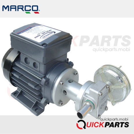 Self-priming Electric pumps, for Water and Alimentary Fluids | Marco 164 042 1C, UPX/AC