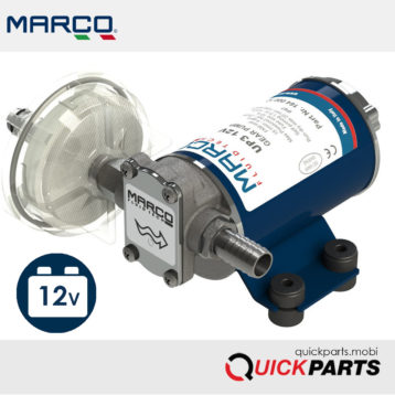 Pompe éléctrique de transfert 12 V | Transvasement de gasoil, antigel.