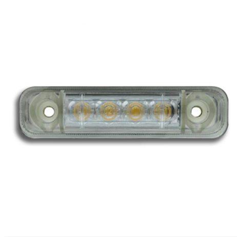 Breedtelicht Jokon 4 LEDs wit | 24V | E2-0205018