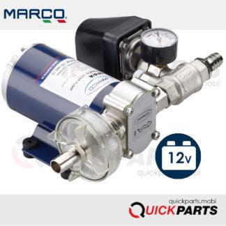 SELF-PRIMING ELECTRIC PUMP FOR TRANSFERRING VARIOUS LIQUIDS 164 620 12 - UP6/A 12V