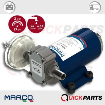 Self-priming electric pumps with bronze gears for transferring of liquids| 12v