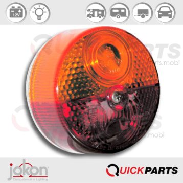 Multiple Function Light | 12V | Jokon E1-43318