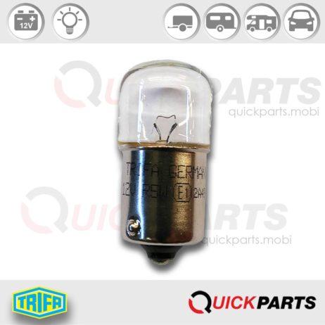 Kogellampen | 12V - R5W | Trifa 00304