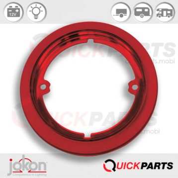 Red Decoration Rim | Jokon 19.2016.100, E/ 30