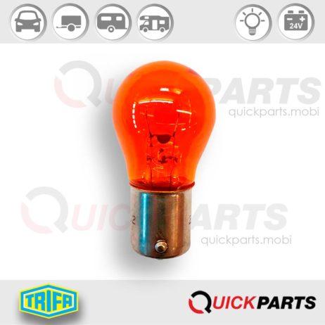 Knipperlichten oranje 24V | 21W | Trifa 81381 | Kwaliteit