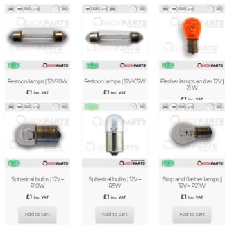 Vehicle Bulbs