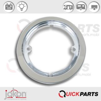 Chrome Decoration Rim | Jokon 50 E / 30