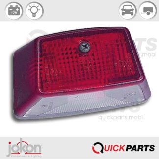 Tail / Number Plate Light | 12V | Jokon E1 -0131431 - E1-22838R4