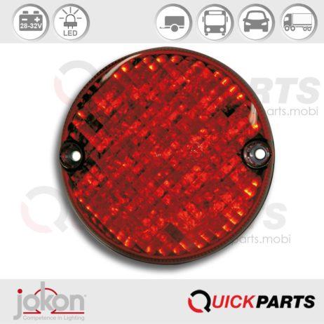 LED Remlicht / Achterlicht | 28-32V | Jokon E2-203037, BRS 720 / 28V
