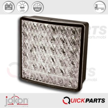 LED Stop / Tail Light | 24V | Jokon E2-06068, BRS 280w/24V