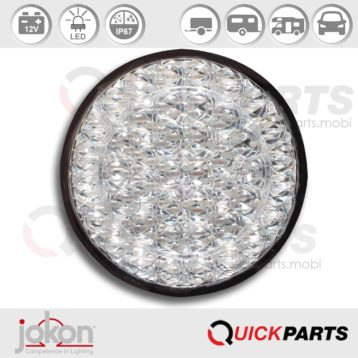 LED Direction / Stop / Tail Light | 12V | Jokon E2-07013, BBS 726/12V