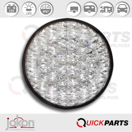 LED-Blink-Brems-Schlussleuchte | 12V | Jokon E2-07013, BBS 726/12V