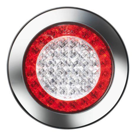 Luz LED trasera dirección, Freno con decoración cromada | Jokon E1 2130