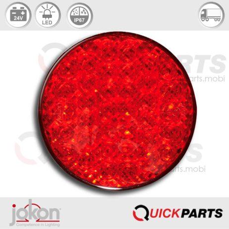 LED Stop / Tail Light | 24V | Jokon E2-06014