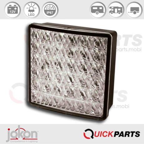 LED Stop / Tail Light | 12V | Jokon E2-06068, BRS 280w/12V