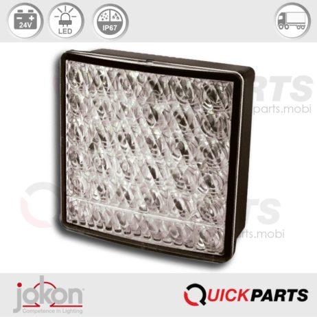 LED Direction / Stop / Tail Light | 24V | Jokon E2-06069, BRS 280w/24V