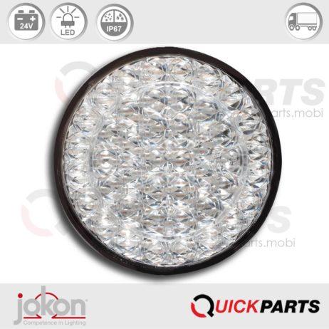 LED Direction / Stop / Tail Light | 24V | Jokon E2-07013, BBS 726/24V