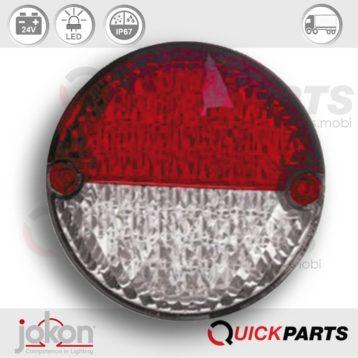 Jokon 10.0035.000 - Feu multifonction LED Direction / Stop / Position | Jokon E2-07043