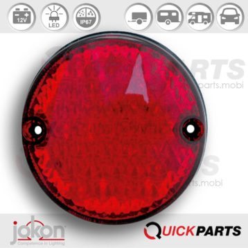 LED / Stop / Tail Light | 12V | Jokon E2-07044, BRS 725/12V