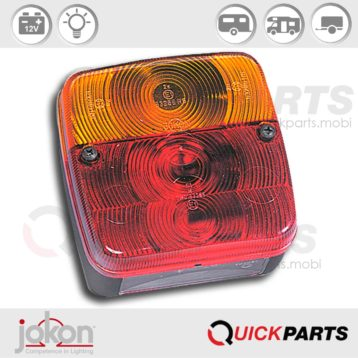 Multiple Function Light | 12V | Jokon 10.1010.101, E1-0153285, BBSK 390