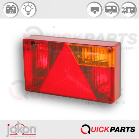 Luz de Multiples Funciones / Derecho   12V   Jokon E2-1281