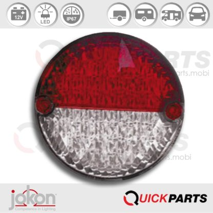 LED Directional / Stop / Tail Light | 12V | Jokon E2-07043
