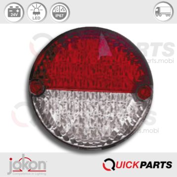 LED Direction / Stop / Tail Light | 24V | Jokon E2-07043, Jokon BBS 725/24V