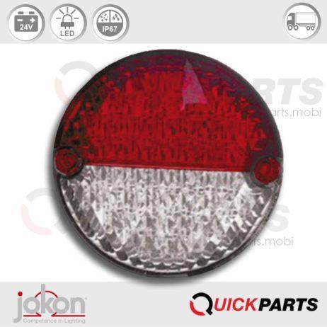 LED Direction / Stop / Tail Light | 24V | Jokon E2-07043, Jokon BBS 725/24V