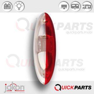 End-Outline Marker Light | 12-24 | Jokon E9-1299